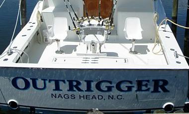 Deep Sea Fishing Outer Banks Charter